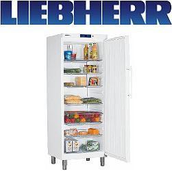 Liebherr GKv 6410 Umluft-Kühlschrank GN 2/1 weiss