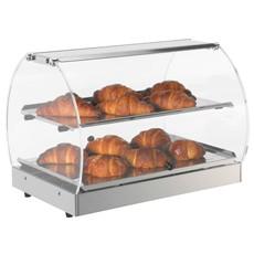 Backwaren - Warmhaltevitrine Hot Food III von Neumärker