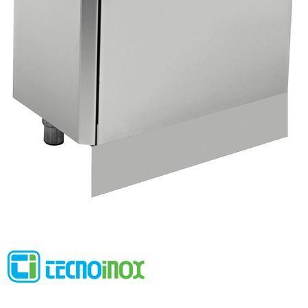 Tecnoinox Sockelblende seitlich für Serie Profi 700 - 1 Paar rechts & links