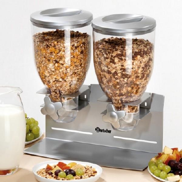 Bartscher Cerealienspender doppelt 500378