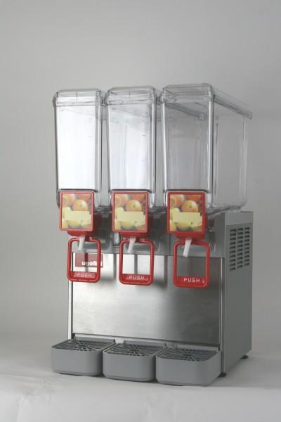 NOSCH Getränkekühler / Getränkedispenser Caddy NT 8/3 mit 3 x 8 Liter