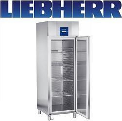 Liebherr GGPv 6590 ProfiPremiumline Umluft-Tiefkühlschrank GN 2/1 Volledelstahl