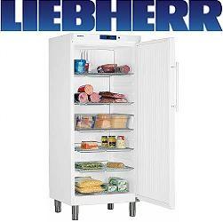 Liebherr GKv 5710 Umluft-Kühlschrank GN 2/1 weiss